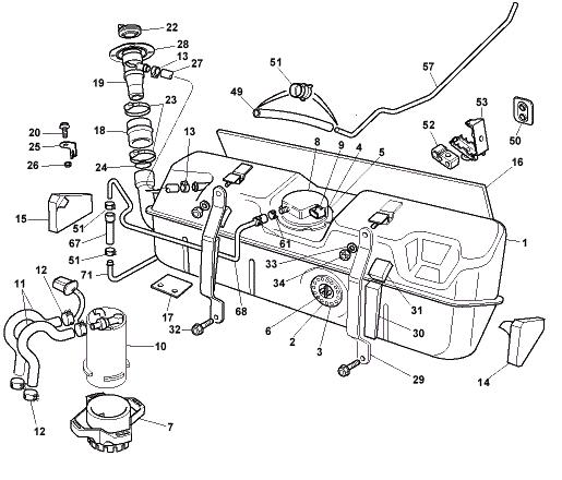 walbro fuel pump schematic